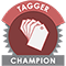 Champion Tagger
